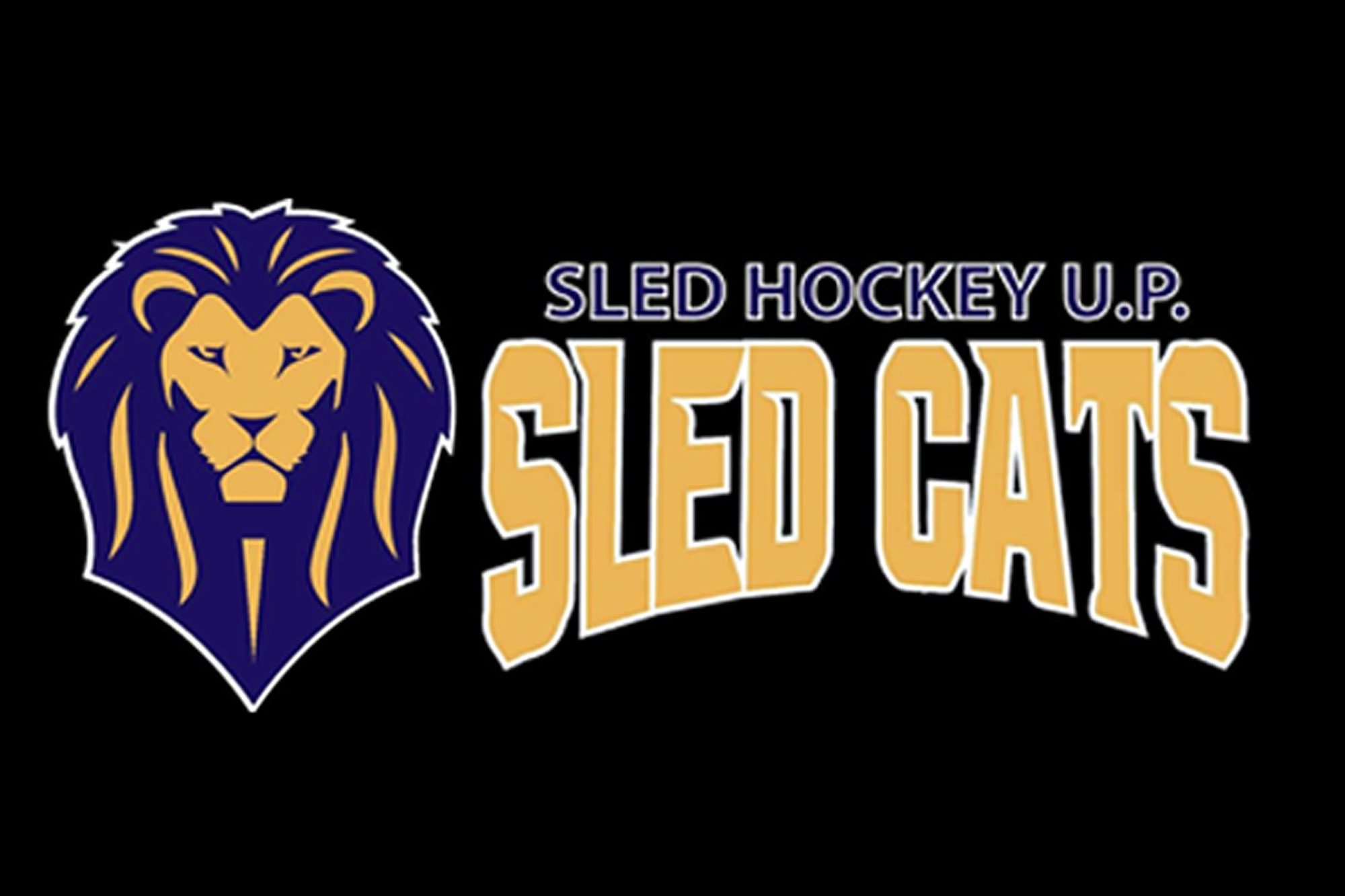 Sled Hockey Upper Peninsula Sled Cats