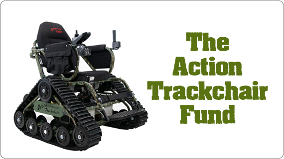 The Action Trackchair Fund