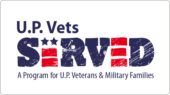 U.P. Vets SERVED – A Program for Veterans and Military Families
